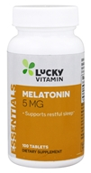 LuckyVitamin Melatonin 5 mg. - 100 Tablets