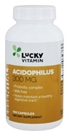 LuckyVitamin Acidophilus Probiotic Complex 300 mg. - 100 C ...