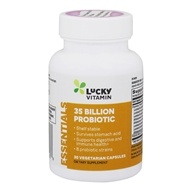 LuckyVitamin 35 Billion Probiotic Shelf Stable 8 Strains - ...