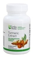 LuckyHerbs - Turmeric Standardized Extract by LuckyVitamin ...
