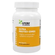 LuckyVitamin Ultra Proteo-Zimes Highly Concentrated System ...