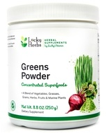 LuckyVitamin UltraGreens Concentrated Superfood - 8.8 oz.