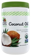 LuckyEats - Organic Coconut Oil by LuckyVitamin 29 oz.