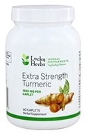LuckyHerbs - Extra Strength Turmeric by LuckyVitamin 1050 mg ...