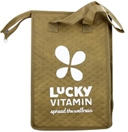 LuckyVitamin Gear - Insulated Lunch Bag