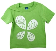 LuckyVitamin Gear - Infant T-Shirt 6 Months Green