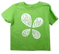 LuckyVitamin Gear - Infant T-Shirt 18 Months Green
